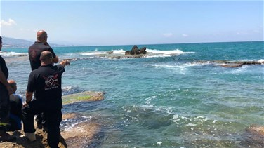 Lebanon News - [PHOTOS] Body of Syrian boy who drowned Friday found off the shore of Jbeil