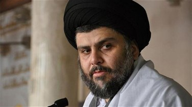 Lebanon News - Cleric Sadr backs Iraq protests, calls for delay in government formation