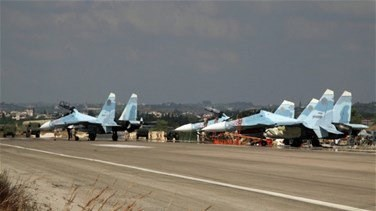 Lebanon News - Russia downs drones that attacked its Syria air base -news agencies