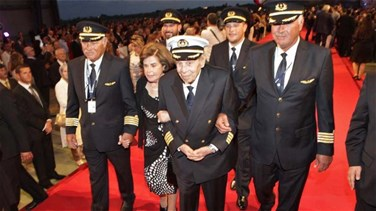 Lebanon News - MEA mourns death of first ever Lebanese pilot Captain Saadeddine Dabbous