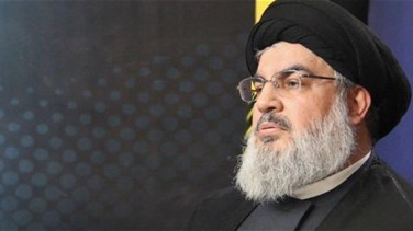 Lebanon News - Nasrallah to deliver televised speech on Wednesday