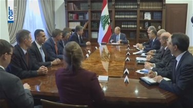 Lebanon News - FBI director visits Lebanese officials, tackles security issues