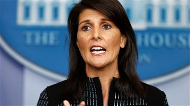Lebanon News - US envoy Haley rejects Iran blame over parade attack