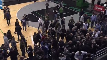 Lebanon News - Huge basketball fight injures one person – [VIDEO]