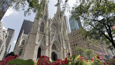 Lebanon News - Man caught walking into New York cathedral with full gasoline cans, lighters -police