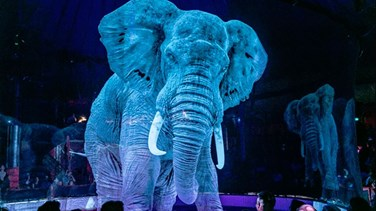 Lebanon News - German Circus Replaces Live Animals With Holograms For A Cruelty-Free Magical Experience