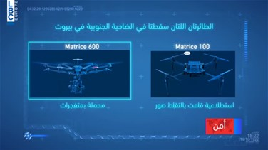 Lebanon News - What are the military missions of drones?