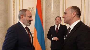 Lebanon News - Bou Saab wraps official visit to Armenia