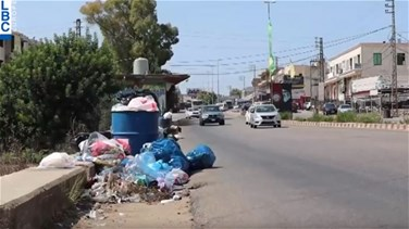 "Lebanon News - Truth behind ""waste trade"" in Nabatieh towns"