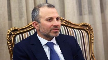 Lebanon News - Minister Bassil to make a statement at 4:30 pm from Baabda palace