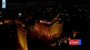 Lebanon News - In this single concert at Lebanon's Baalbek festival, everyone has a front row seat
