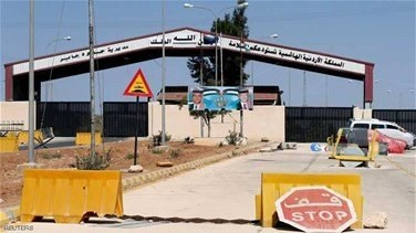 Lebanon News - Jordan to close border with Syria after spike in COVID-19 cases