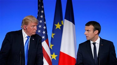 Lebanon News - Trump, France's Macron voice concern about Greece-Turkey tensions -White House