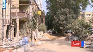 Lebanon News - Race against rain to renovate Beirut damaged houses