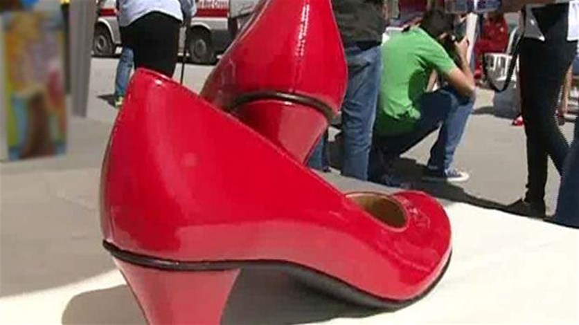 Walk A Mile In Her Shoes Campaign
