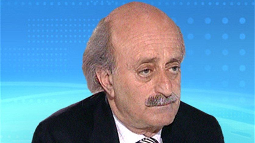 Jumblatt: Syrian National Council will impose itself sooner or later