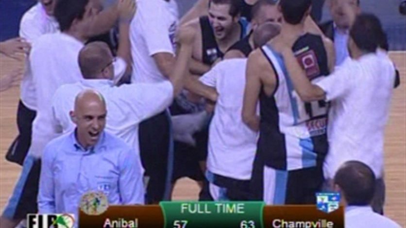 Champville wins Lebanese Championship for the first time
