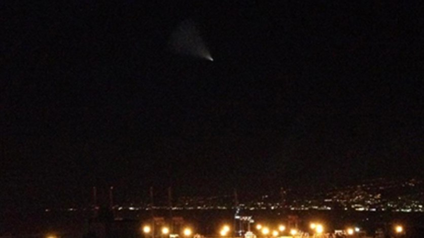 Luminous objects, meteor bursts appear over Lebanon, Jordan, Turkish-Syrian border