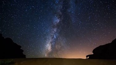[MUST SEE] Timelapse Video: The Milky Way As Seen From Lebanon!