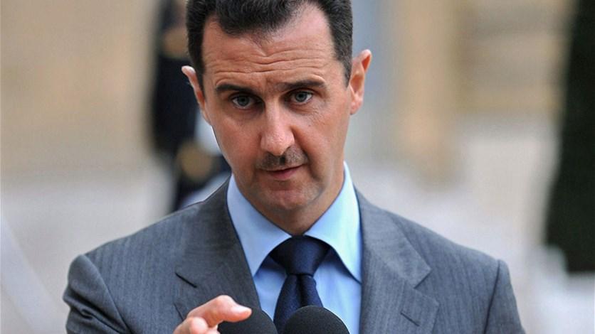 الأسد: الدول المعادية لسوريا زادت تمويلها وتسليحها للمعارضة