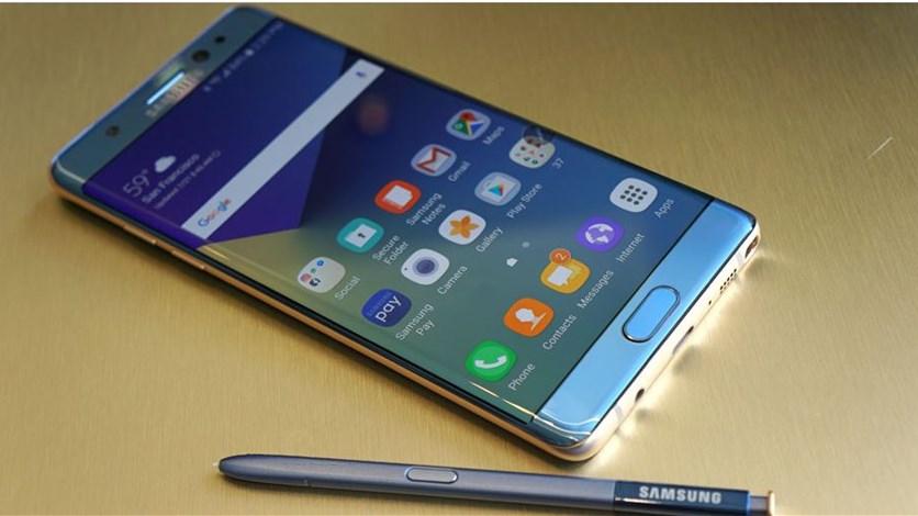 هل هذا هو سبب إشتعال هواتف سامسونج Note 7 ؟