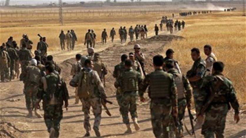 Thousands Of Kurdish Troops Sent To The Oil Region Of Kirkuk To Confront Threats From Iraq