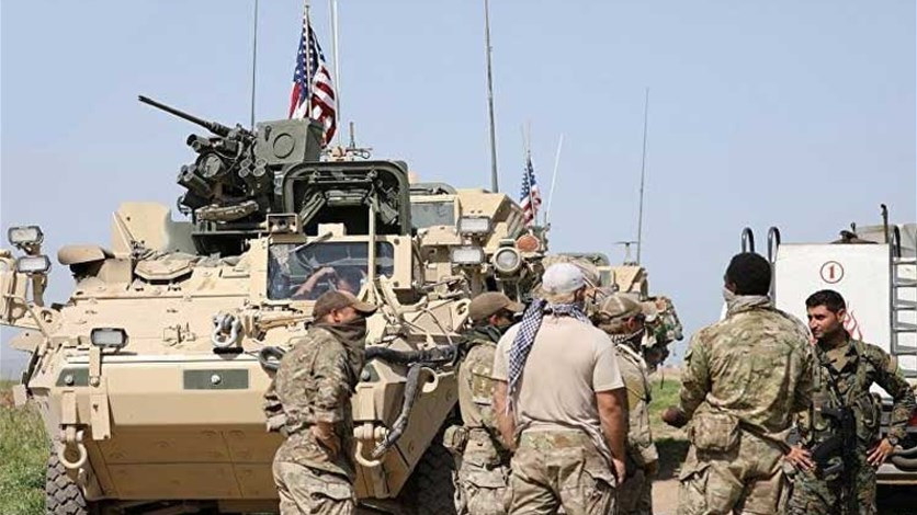Image result for 2,000 U.S. troops in Syria
