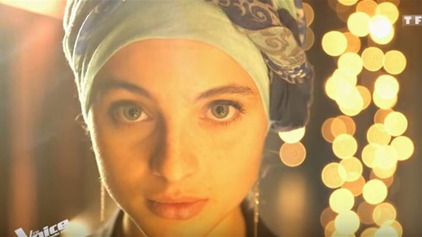 3ffadea679bb0 بالفيديو  سورية محجبة تخطف الأنفاس في The Voice فرنسا.. شاهدوا أداءها  الإستثنائي