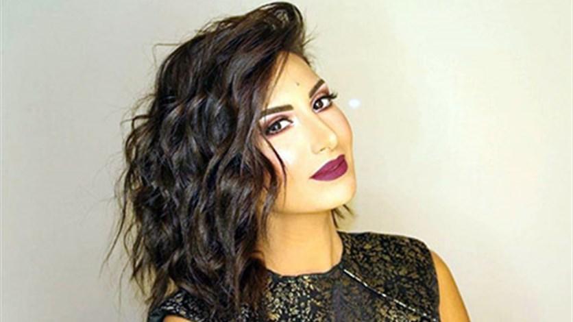 1ff566db7 بالصورة - رغم إخفائها خبر زواجها... رويدا عطية حامل! LBCI News Lebanon