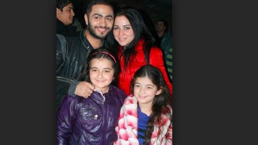 ابنتا تامر حسني في فيلم عمر وسلمى هكذا أصبحتا اليوم