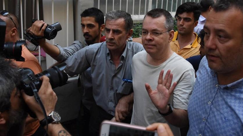 إخلاء سبيل القس الاميركي أندرو برانسون في تركيا