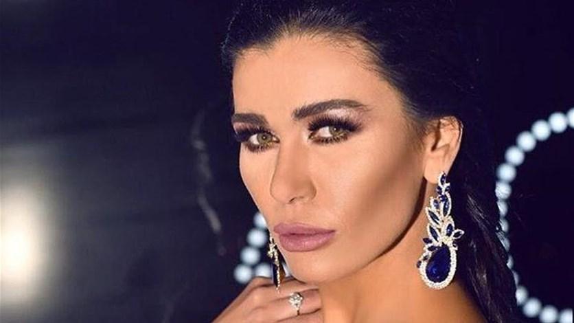 7cea6448b9030 نادين الراسي في فيديو حزين جداً   quot يا رب ساعدني quot . LBCI News Lebanon
