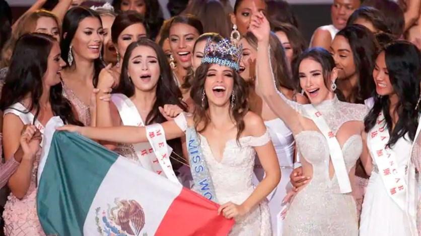 Image result for ملكة جمال العالم 2018 من المكسيك