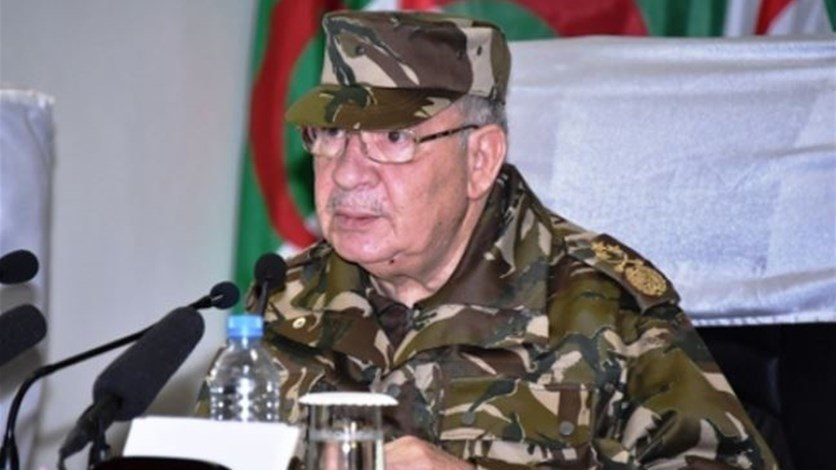 Image result for Algerian Army chief asks for presidency to be vacated
