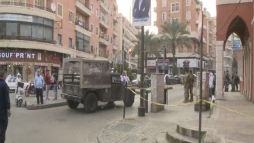 f759a1352a6bf في طرابلس... لاذ بالفرار بعدما حاول القيادة عكس السير ومخالفة التدابير  الأمنية