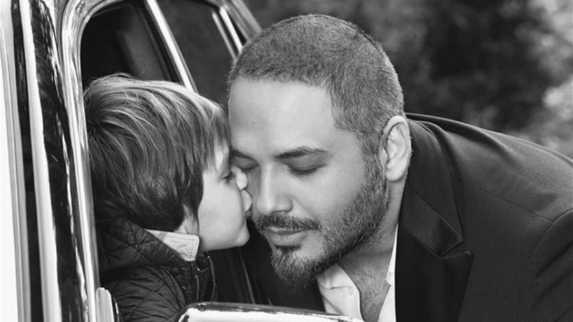 """f7a3150f2 إبن رامي عياش """"يُقلّد"""" والده... """"قصة حب بنسخة. LBCI News  Lebanon"""
