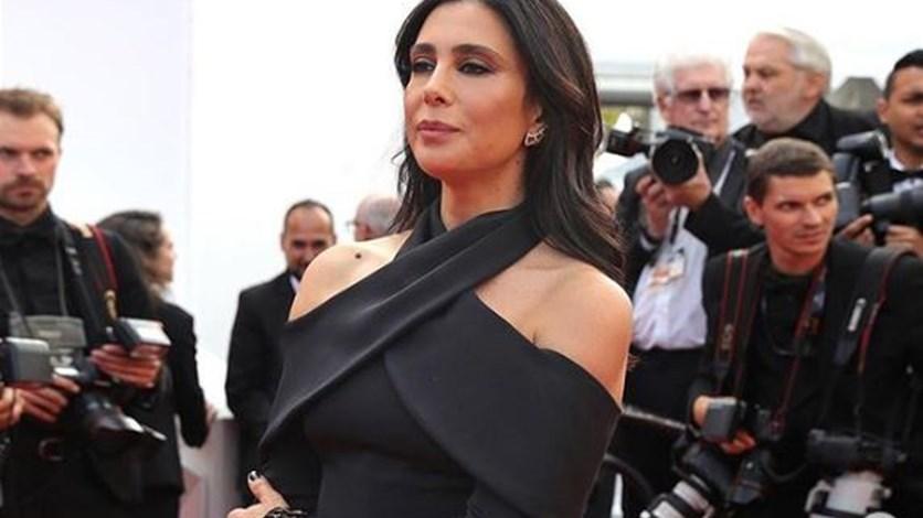fcf866961 اطلالة ساحرة لنادين لبكي بفستان ديور صمّم خصيصاً لها (صور). LBCI News  Lebanon