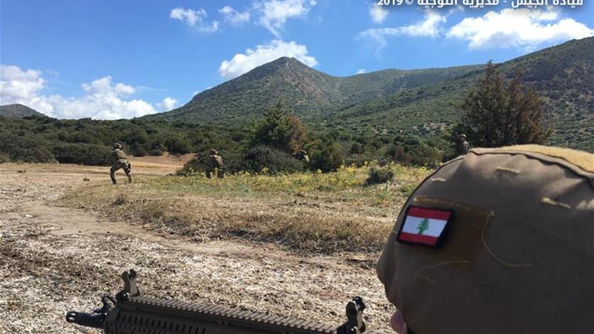 7e36e0f49 لبنان يشارك في مناورة عسكرية مشتركة في جزيرة سردينيا... (صوَر ...