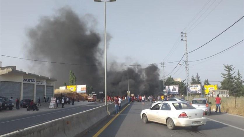 في زحلة اعتداء على عناصر الدفاع المدني Lebanon News