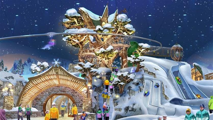 30a68dacb أبوظبي ستفتتح أكبر حديقة ألعاب مغطاة بالثلج في العالم - Lebanon News