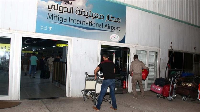 d5fa00299 مطار معيتيقة في العاصمة الليبية يعلن إعادة فتح مجاله الجوي - Lebanon ...