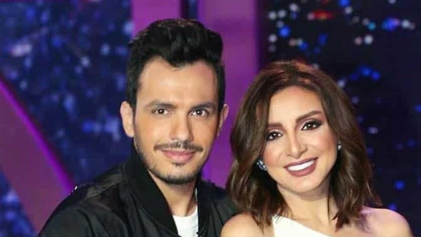 أنغام ترد بشكل مباشر وصريح على الشائعات التي تطال علاقتها بزوجها (صورة) - Lebanon