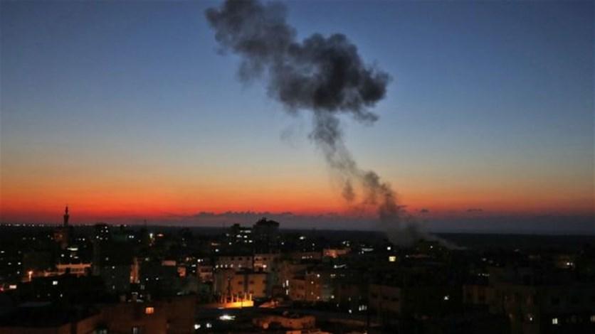 نتيجة بحث الصور عن غارات على غزة