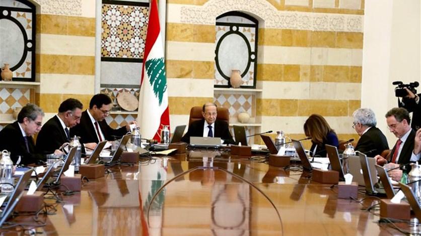 الرئيس عون في مجلس الوزراء: اجراءات سنتخذها والمسؤوليات ستكون ...