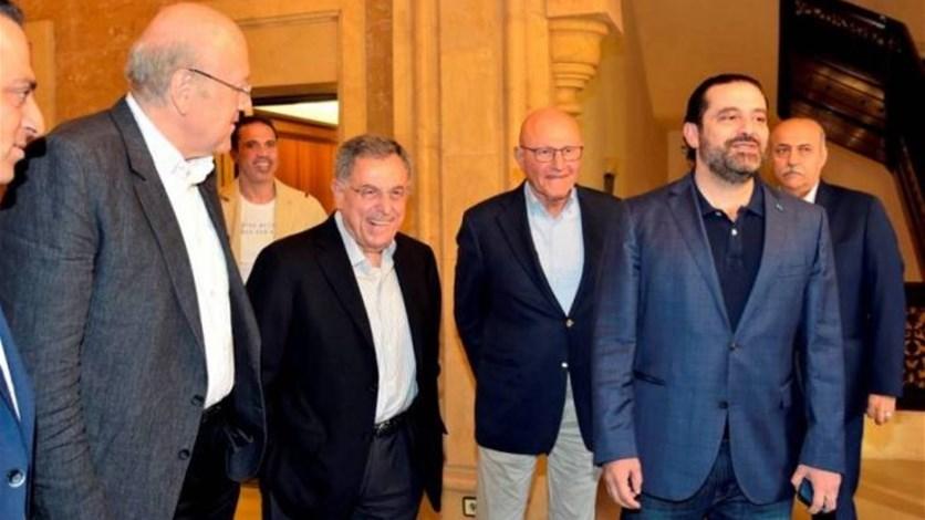 رؤساء الحكومات السابقين يجتمعون الإثنين للبَت بموضوع تلبية دعوة لقاء بعبدا  (الجمهورية) - Lebanon News