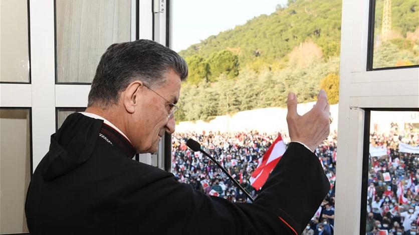 الكلمة الكاملة للبطريرك الراعي خلال التجمّعِ الشعبيّ في بكركي - Lebanon News