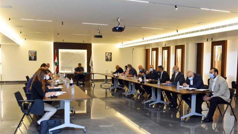 اجتماع للجنة التنسيق الوطنية لقمع تمويل الإرهاب برئاسة اللّواء عثمان