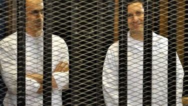 Egyptian court releases two Mubarak sons from prison