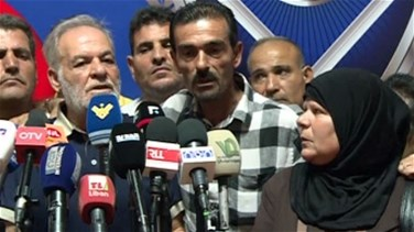 REPORT: Families of Arsal abducted soldiers say will not take...