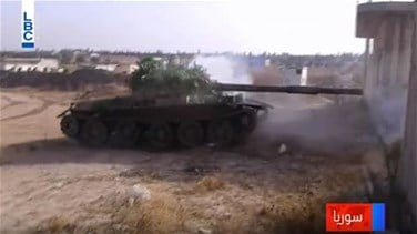 REPORT: Syrian army launches Aleppo offensive with Iranian...